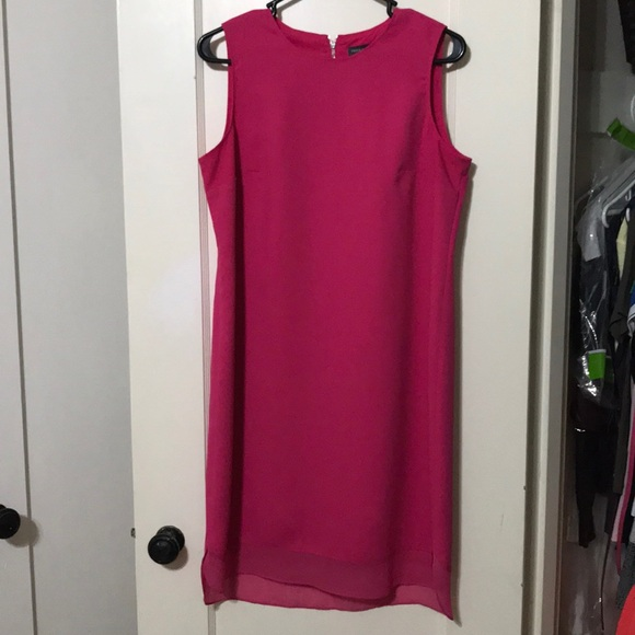 15544938 Vince Camuto Dresses   Hot Pink Dress   Poshmark